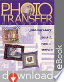 The Photo Transfer Handbook