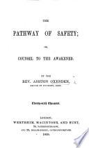 The Pathway of Safety  or  Counsel to the Awakened Book