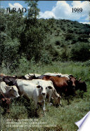 Annual Report Of The International Laboratory For Research On Animal Diseases 1989