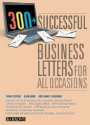 300+ Successful Business Letters for All Occasions