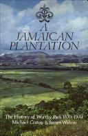 A Jamaican Plantation Pdf/ePub eBook