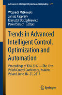 Trends in Advanced Intelligent Control  Optimization and Automation