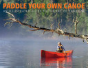 Paddle Your Own Canoe Book