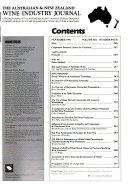 The Australian   New Zealand Wine Industry Journal