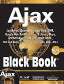 Ajax Black Book  New Edition  With Cd