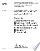 Offshore Marine Aquaculture