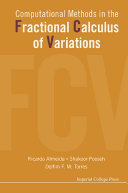 Computational Methods in the Fractional Calculus of Variations