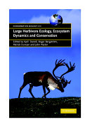 Large Herbivore Ecology  Ecosystem Dynamics and Conservation