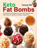 Keto Fat Bombs Book