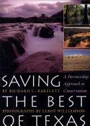 Saving the Best of Texas [Pdf/ePub] eBook