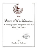 The Society of Wine Educators