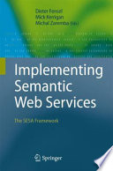Implementing Semantic Web Services Book PDF