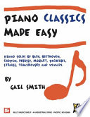 Piano Classics Made Easy