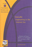 Teletraffic Engineering in the Internet Era Book
