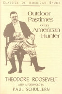 Outdoor Pastimes of an American Hunter Pdf/ePub eBook