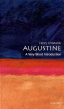 Augustine  A Very Short Introduction