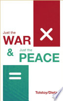 Just the War, Just the Peace