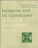 Bilingual and ESL Classrooms Book