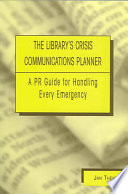 Library   s Crisis Communications Planner