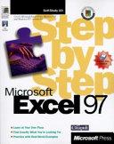 Microsoft Excel 97 Step by Step