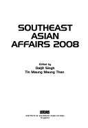 Southeast Asian Affairs 2008