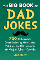 The Big Book of Dad Jokes