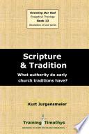Book 13 Tradition Pb