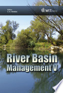 River Basin Management V Book