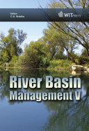 River Basin Management V - Seite 103