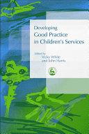 Developing Good Practice in Children's Services Pdf/ePub eBook