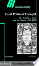 Jesuit Political Thought