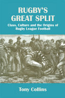 Rugby s Great Split
