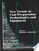 New Trends In Coal Preparation Technologies And Equipment Book PDF