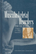 Musculoskeletal Disorders and the Workplace: