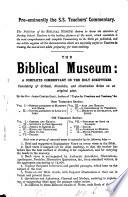 The Biblical Inquirer
