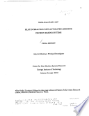 Pilot interaction with automated airborne decision making systems final report