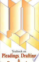 Textbook On Pleadings Drafting Conveyancing