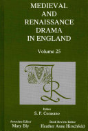 Medieval and Renaissance Drama in England Pdf/ePub eBook