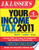 J K Lasser S Your Income Tax 2011