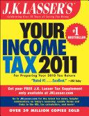 Pdf J.K. Lasser's Your Income Tax 2011