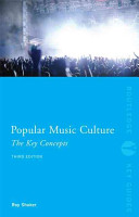 Cover of Popular Music Culture