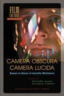 Pdf Camera Obscura, Camera Lucida