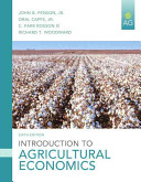 Cover of Introduction to Agricultural Economics