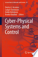 Cyber-Physical Systems and Control