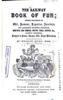 The Railway Book of Fun    Book