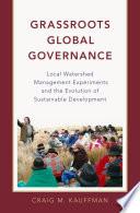 Grassroots Global Governance