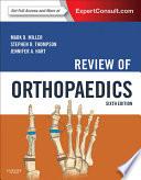 Review of Orthopaedics Book