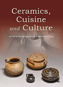 Ceramics, Cuisine and Culture [Pdf/ePub] eBook