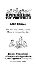 Oppenheim Toy Portfolio  2000 Book PDF