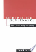 Modernizing Governance